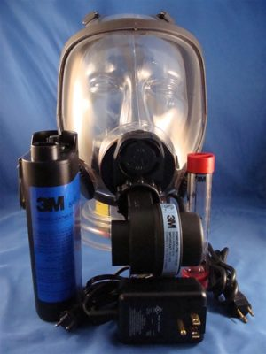 6700PF Small Powerflow Facemounted Powered Air Purifying Respirator
