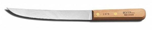 "02130 1377 Dexter Russell 7"" Wide Boning Knife"