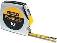 "33-115 Stanley Powerlock Pocket Rule 1/4"" wide blade"