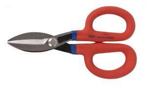 "A13 Wiss  7"" Straight Pattern Snips"