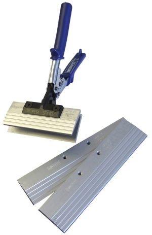 "MW-S59 - 5""/9"" Midwest Straight Aluminum Blade Compound Leverage Seamer"