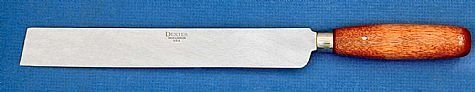"""60150 X8X1 Dexter Russell 8"""" x 1 1/8"""" square point rubber knife"""