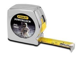 Stanley Powerlock 33-425  25' /  50 Year Anniversary Tape Appolo